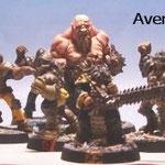 Les Averheim thunder vainqueur de la première édition