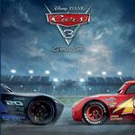 Cars 3 - Disney - Pixar - kulturmaterial
