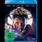 Doctor Strange Blu-ray DVD - Marvel - Disney - kulturmaterial