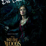 Into the Woods - Emily Blunt - Film - Gewinnspiel - Disney - kulturmaterial