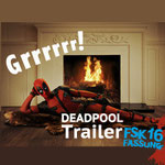 Deadpool Trailer - Marvel - Ryan Reynolds - 20th Century Fox - kulturmaterial - FSK16