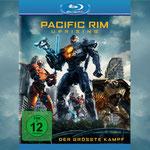 Pacific Rim Uprising Blu-ray - Universal - kulturmaterial