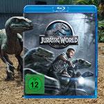 Jurassic World - Jurassic Park 4 - Blu-ray - DVD - Universal - kulturmaterial