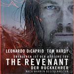 Leonardo DiCaprio - The Revenant - Fox Kino - kulturmaterial - Title