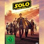 STAR WARS SOLO Blu-ray - Lucasfilm - kulturmaterial