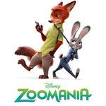 Zoomania - Disney Film - kulturmaterial - Fan Artikel Gewinnspiel