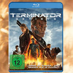 Terminator Genisys Blu-ray DVD - Paramount - kulturmaterial - Title
