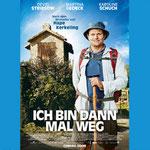 Hape Kerkeling - Ich bin dann mal weg - Warner Bros - kulturmaterial - Title