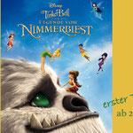 Tinkerbell-Legende vom Nimmerbiest-Disney-kulturmaterial-Trailer
