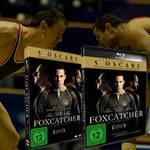 Foxcatcher - Bluray DVD - Channing Tatum - Steve Carell - Koch Media - kulturmaterial