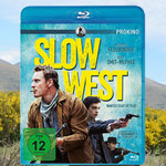 Slow West Blu-ray DVD - Michael Fassbender - Prokino - kulturmaterial