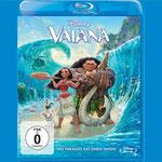Lina Larissa Strahl - Vaiana - Disney - kulturmaterial - Blu-ray