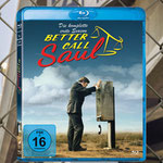 Better Call Saul Blu-ray DVD - Bob Odenkirk - Sony - kulturmaterial - Title
