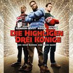 Die Heiligen Drei Könige - Joseph Gordon-Levitt - Seth Rogen - Anthony Mackie - Sony - kulturmaterial