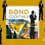 Bond Cocktails - Katherine Bebo - Knesebeck - kulturmaterial