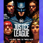 Justice League - DC Comics - Warner Bros - kulturmaterial