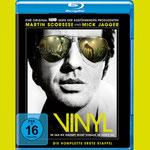 VINYL Serie - Martin Scorsese - Mick Jagger - Warner Bros - kulturmaterial