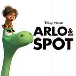 Arlo und Spot - Disney Pixar - kulturmaterial