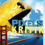 Pixels KRITIK - Adam Sandler - Kevin James - Sony - kulturmaterial