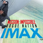 Mission Impossible 5 Rogue Nation IMAX - Paramount - kulturmaterial