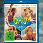 A Bigger Splash Blu-ray - ArtHaus Studiocanal - kulturmaterial
