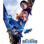 Valerian Film - Universum - kulturmaterial
