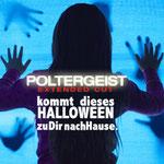 Poltergeist Blu-ray DVD - 20th Century Fox - kulturmaterial