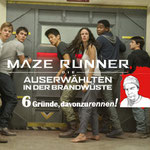 Maze Runner 2 - Kritik - Rezension - 20th Century Fox - kulturmaterial