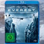 Everest Blu-ray - Universal - kulturmaterial