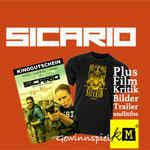Sicario - Emily Blunt - Benicio Del Toro - Josh Brolin - Studiocanal - kulturmaterial