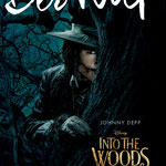 Into the Woods - Johnny Depp - Film - Gewinnspiel - Disney - kulturmaterial