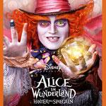 Alice im Wunderland 2 - Disney - kulturmaterial
