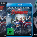 Avengers Age Of Ultron Blu-ray DVD - Marvel - kulturmaterial