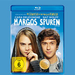Margos Spuren Blu-ray DVD - Cara Delevingne - Nat Wolff - 20th Century Fox - kulturmaterial