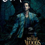 Into the Woods - Chris Pine - Film - Gewinnspiel - Disney - kulturmaterial
