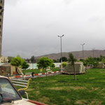Camping in Tabriz