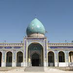 Moschee auf einem Hügel