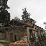 schöne Steinhäuser