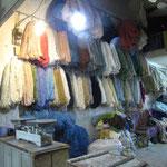 verschiedene Farben Wolle