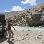 Afghanistan nur ein Steinwurf entfernt