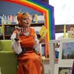 Lesung in der Bücherei