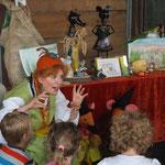 Henriette erzählt ihre Abenteuer