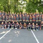 Mannschaftsfoto U18 WM Donetsk 2013