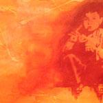 Acrylique sur toile, 70x50cm