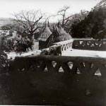 Terrasse Dogon photo HOLGA