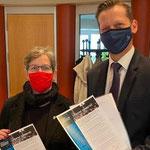"""30. Oktober: Marzahn-Hellersdorf reiht sich als erster deutscher Vertreter des internationalen Programms """"Cities Changing Diabetes (CCD)"""" in eine Liste von fast 30 Partnerstädten ein, die sich dem Kampf gegen Diabetes verschrieben haben."""