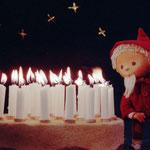 22. November: Ein Mahlsdorfer Urgestein und absoluter Fernsehliebling feiert 60. Geburtstag: der Sandmann. 31 Jahre lang wurden die Folgen in Mahlsdorf produziert. © pressefoto-uhlemann.de