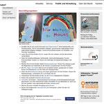 24. März: Das Jugendamt startet eine Internetseite mit Hilfestellungen und Beschäftigungsideen für Familien im Lockdown.
