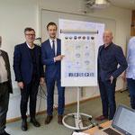 17. Februar: Bei der Standortsuche für ein Frei- bzw. Kombibad geht es voran. Gemeinsam mit dem beauftragten Planungsbüro TOPOS präsentiert Sportstadtrat Gordon Lemm (SPD) die Ergebnisse einer Machbarkeitsstudie.
