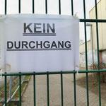 16. März: Sämtliche Turnhallen und Sportplätze werden wegen Corona für den Vereins- und Freizeitsport gesperrt. Die Berufsschulen werden ebenfalls dichtgemacht.